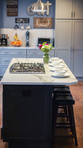 Transitional Kitchen Remodel - Kate Brock Interiors