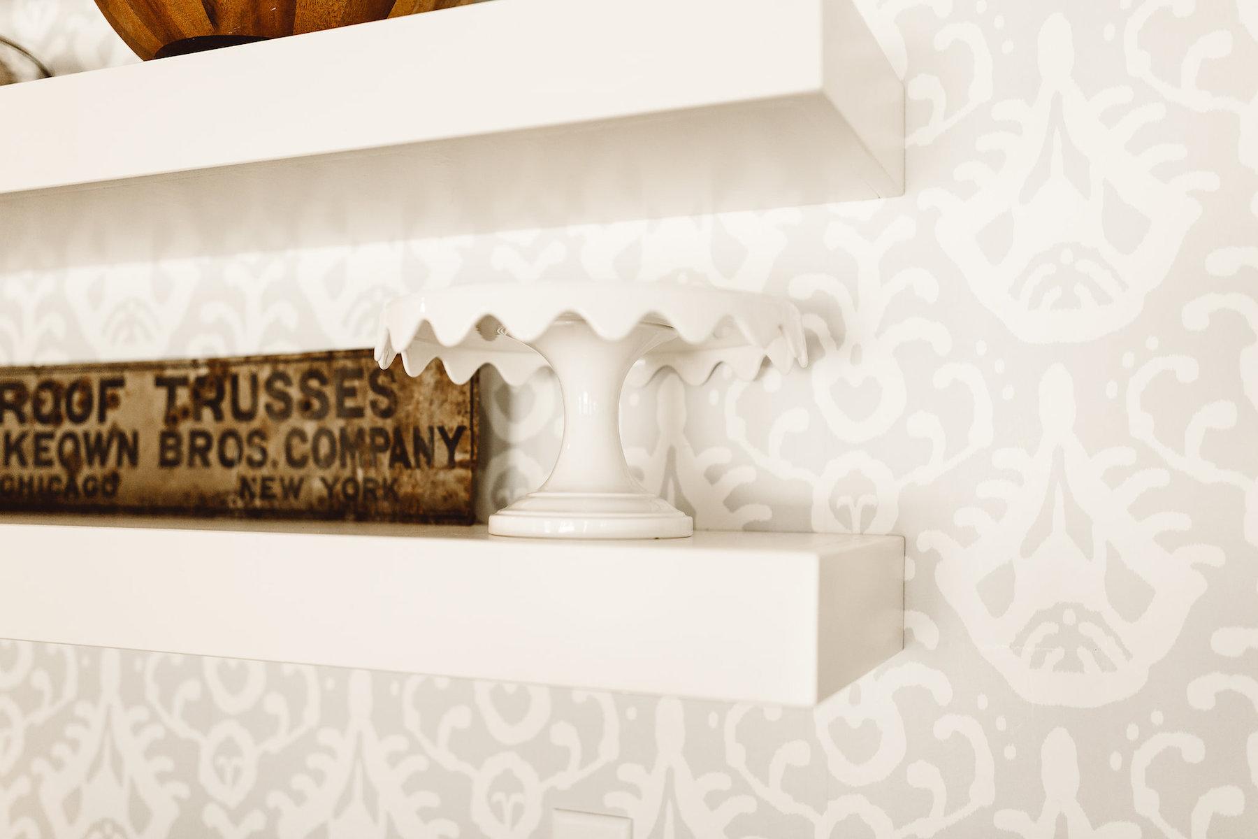 Modern Farmhouse New Build - Kitchenette - Kate Brock Interiors