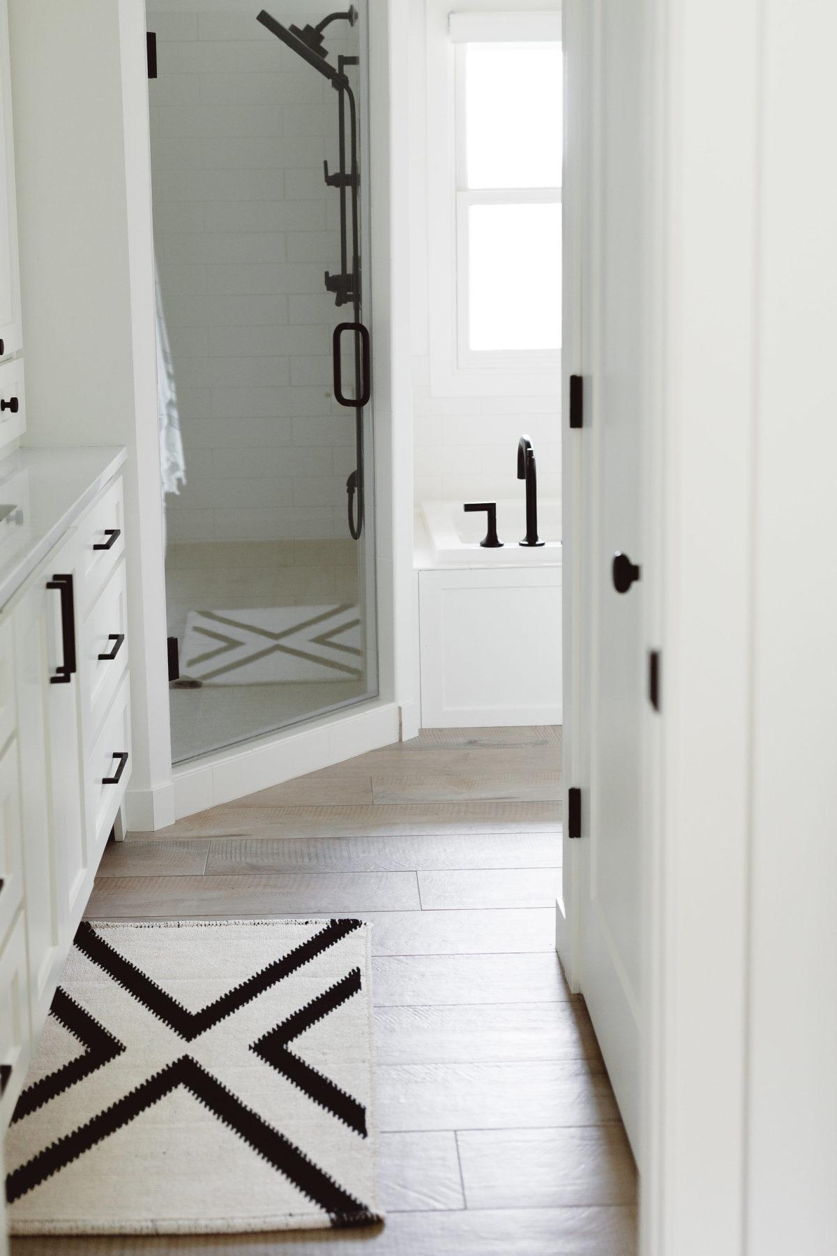 Master Bath Remodel - Kate Brock Interiors